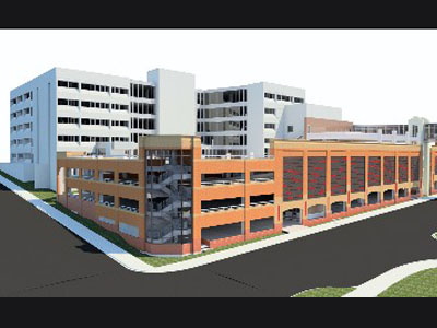 Essentia Health Parking Ramps Duluth