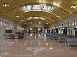 Union Depot renovation