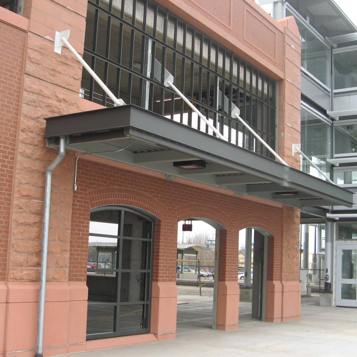 Anoka Parking Ramp