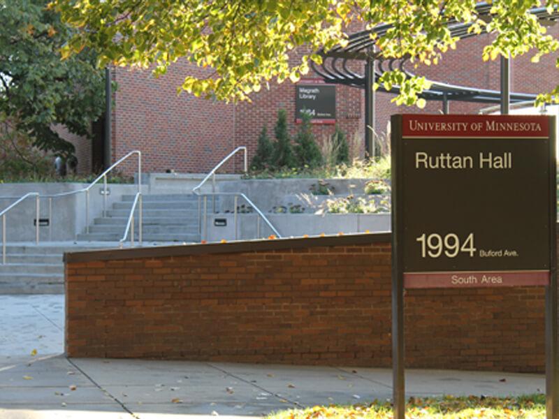 Ruttan Hall