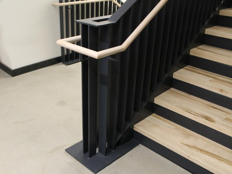 Wallman Stairs