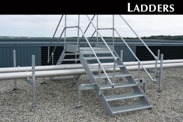 Metal Ladder Slide