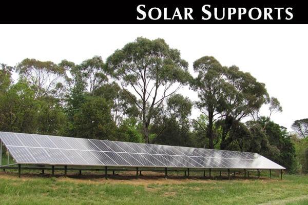 Solar Support Slide